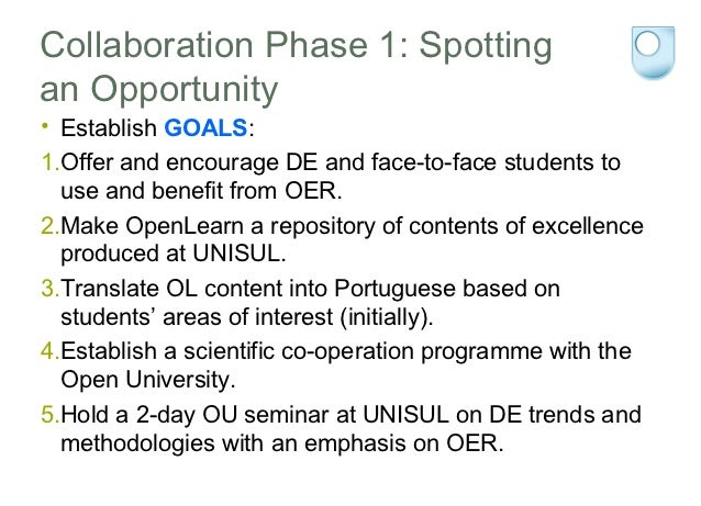 """Future Actions: Taking OER Beyond theUniversity• """"+ in June"""" Programme 2010:• Digital literacy initiave: basic computer sk..."""
