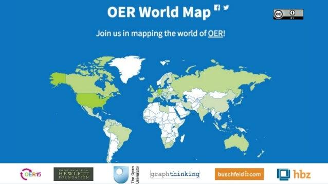 OER World Map