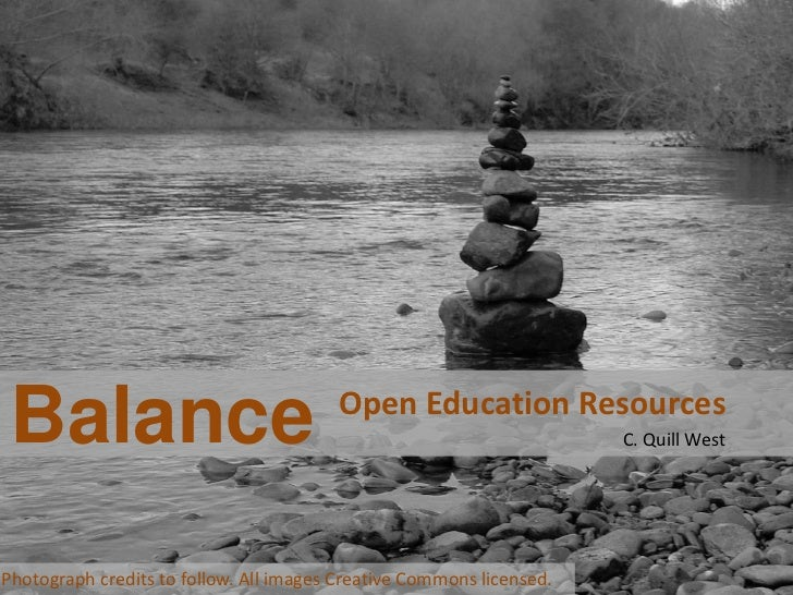 Balance                                Open Education Resources                                                           ...