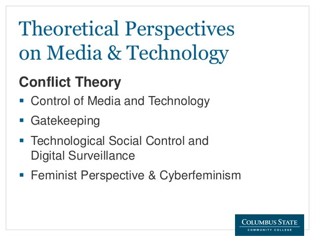 conflict theory perspective on media