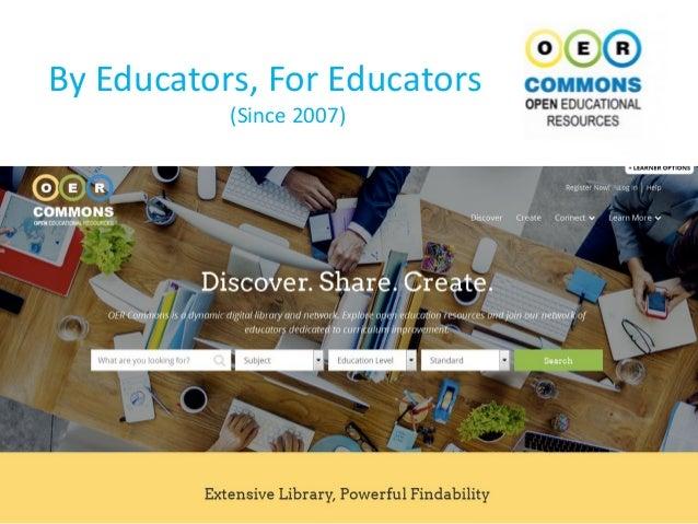 By Educators, For Educators (Since 2007)