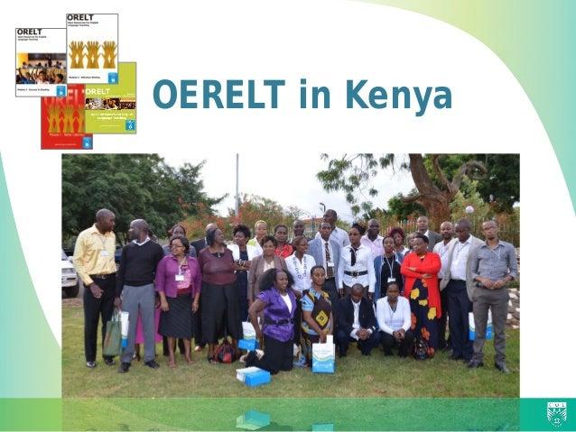 OERELT in Kenya