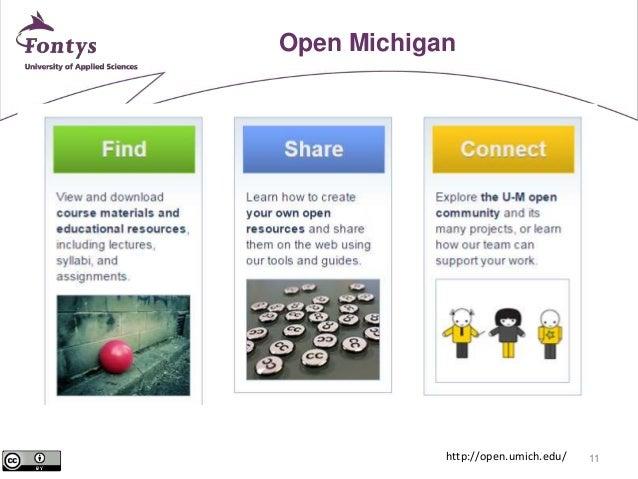 11  Open Michigan  http://open.umich.edu/