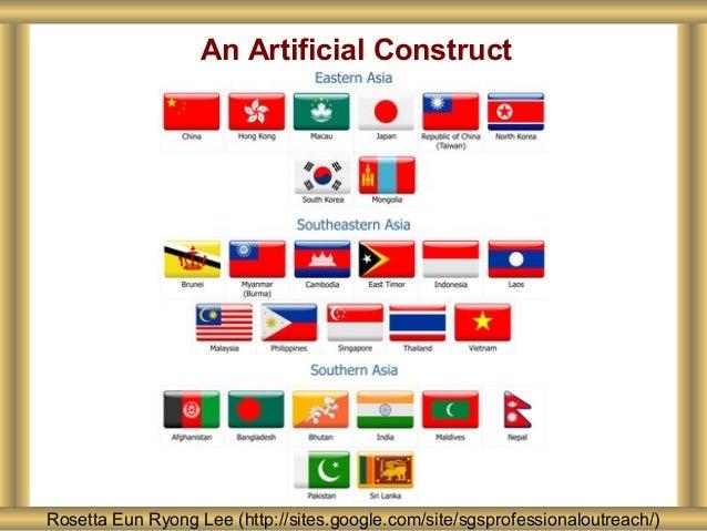Rosetta Eun Ryong Lee (http://sites.google.com/site/sgsprofessionaloutreach/) An Artificial Construct