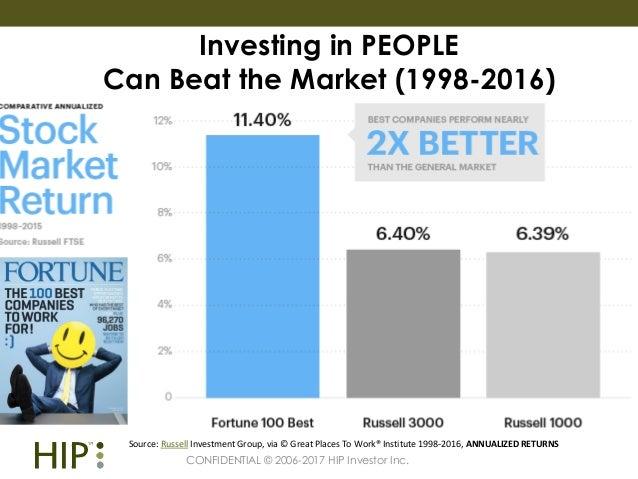 New Metrics Boot Camp: Finance & Investor Relations
