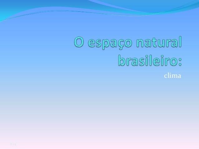 clima11:24