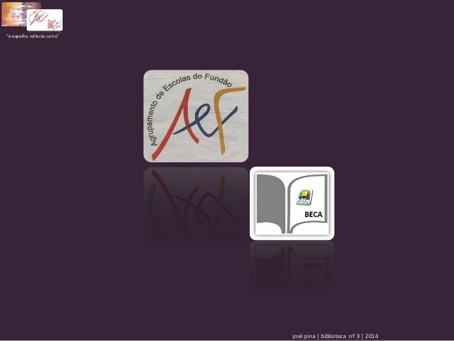 """""""o espelho reflecte certo"""" josé pina   biblioteca nº 3   2014"""