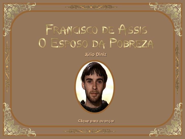 Júlio Diniz Clique para avançar