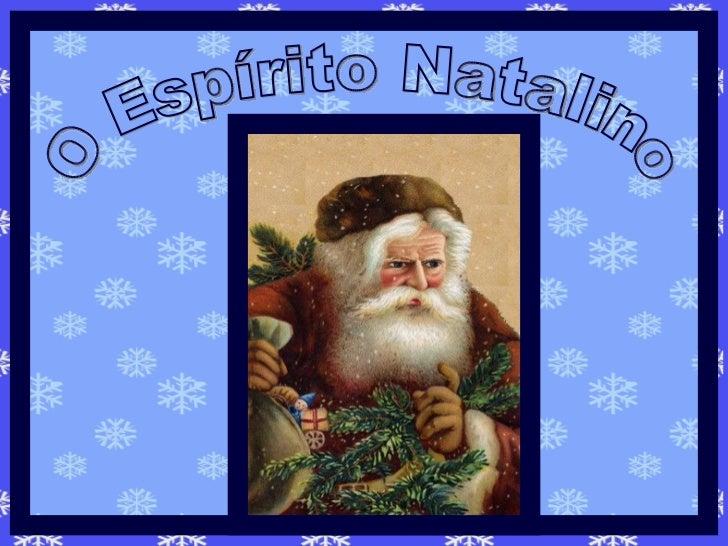 O Espírito Natalino