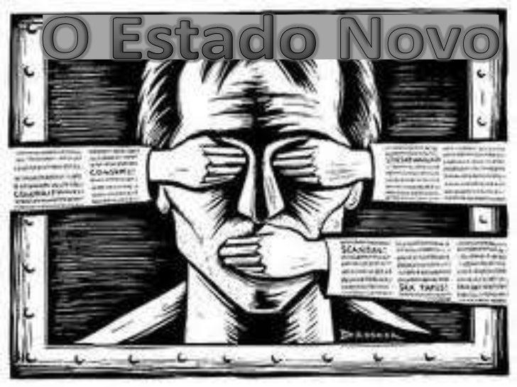 O Estado Novo<br />