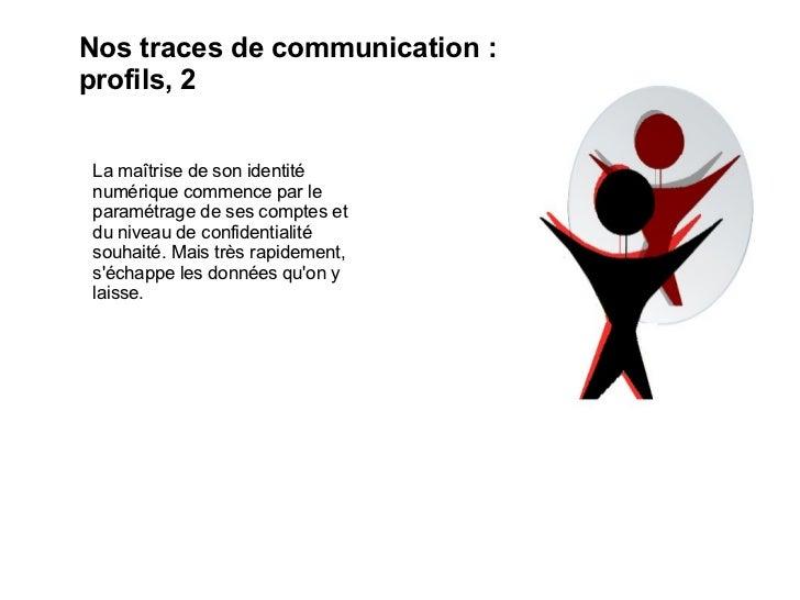 IUT 2012-4. Où est l'identité dans l'identité numérique Slide 2