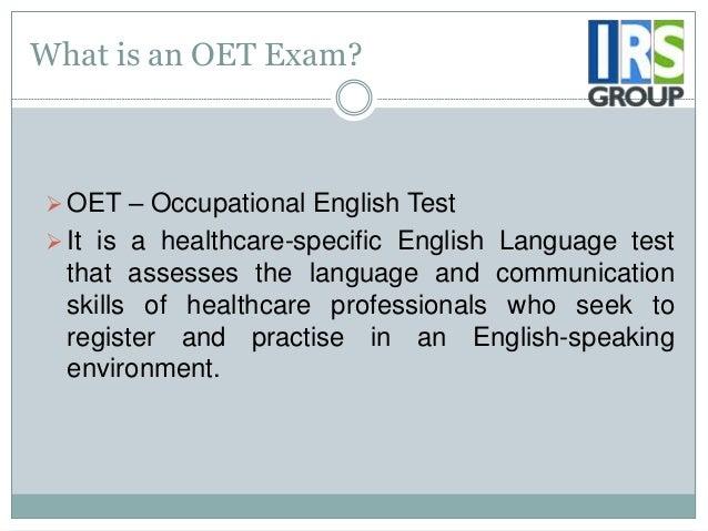 OET Exam coaching in kochi, kottayam Kerala