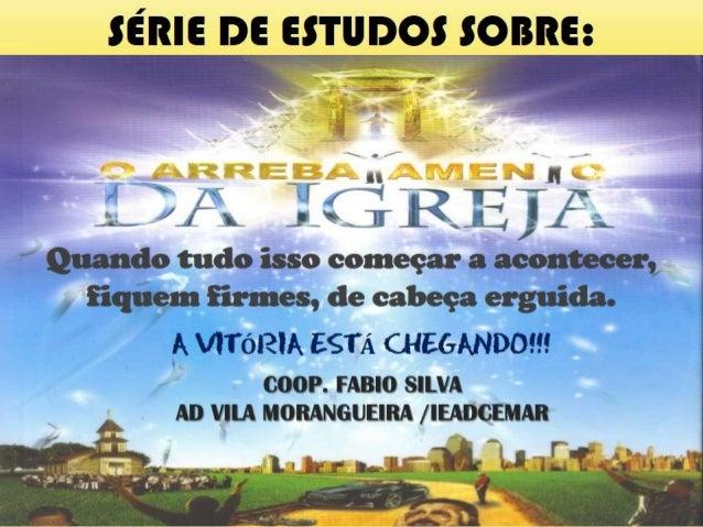 O ETERNO PLANO DE DEUS ESTUDO 01  Do AT até o NT