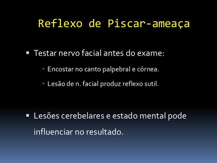 Teste lacrimal de Schirmer Avalia a porção aquosa do filme lacrimal Usar tirar padrão (papel Whatman n0 41) Colocar na ...