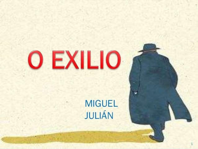 MIGUEL JULIÁN 1