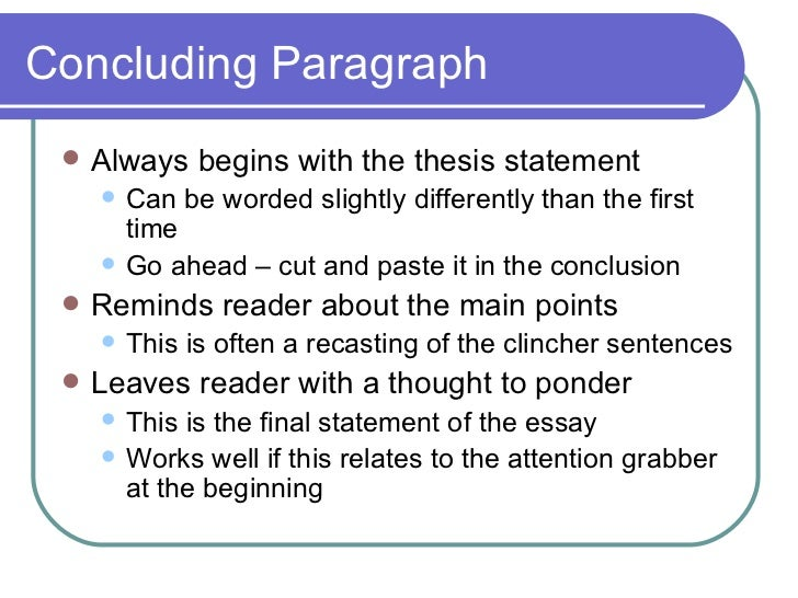 of mice and men ending paragraph How to end an essay the final paragraph of an essay is what ties the piece together into a single, cohesive whole coming up with a good ending can be tricky, but understanding what elements it should and shouldn't have will help you.