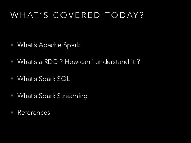 Toying with spark Slide 3