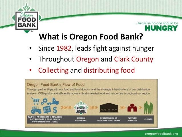 Washington County Food Bank Oregon