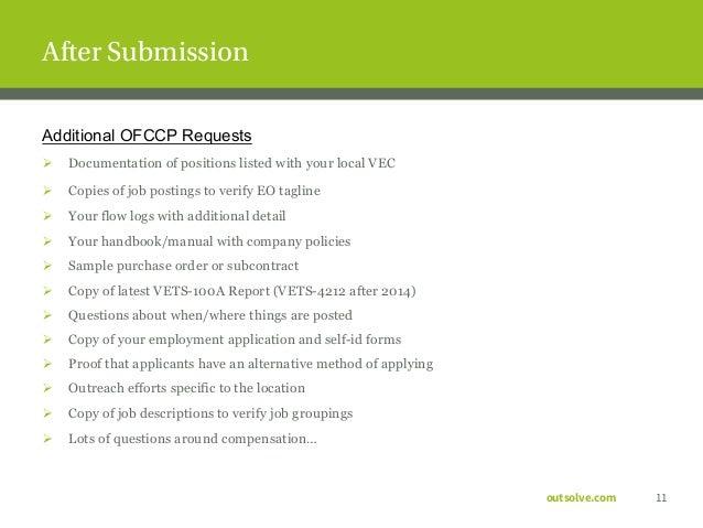 OFCCP Audits Presentation