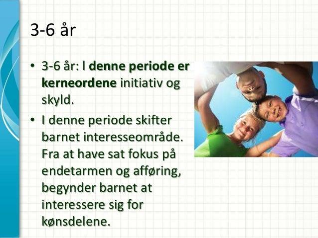 børns udvikling 6 år