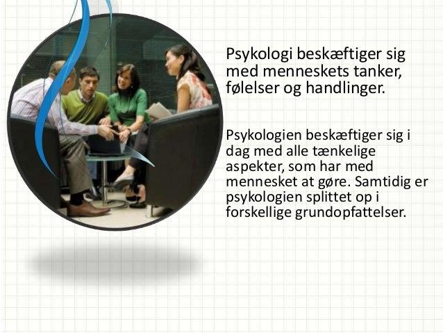 psykologiske virkninger af dating bruger alle online dating