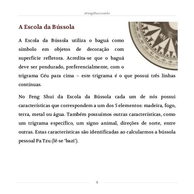 O fengshui como aprender feng shui for Como practicar feng shui