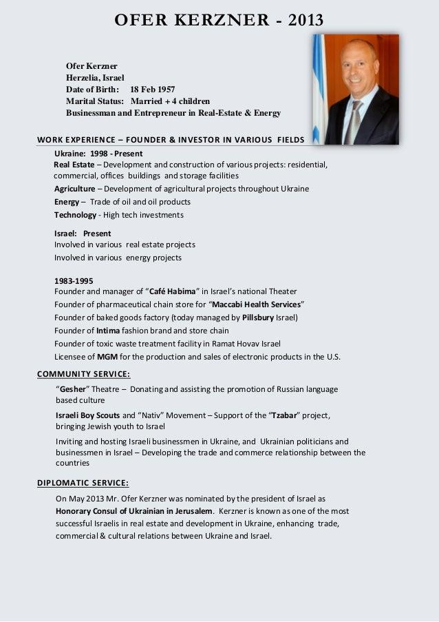 ukraine resume