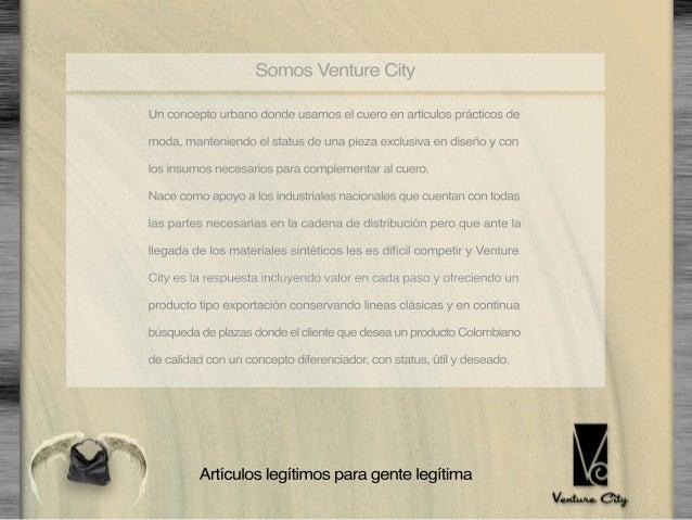 Ofertadeservicio venturecity Slide 3