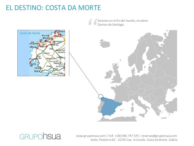 Oferta Hotel Insua Semana Santa 2013 en Galicia Slide 2