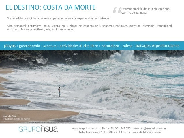 Oferta Hotel Insua Semana Santa 2013 en Galicia Slide 3
