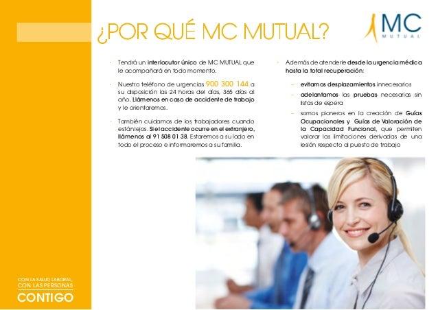 Presentación de servicios MC MUTUAL Slide 3