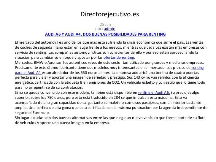Directorejecutivo.es                                           25 Jan                                         por: admin  ...