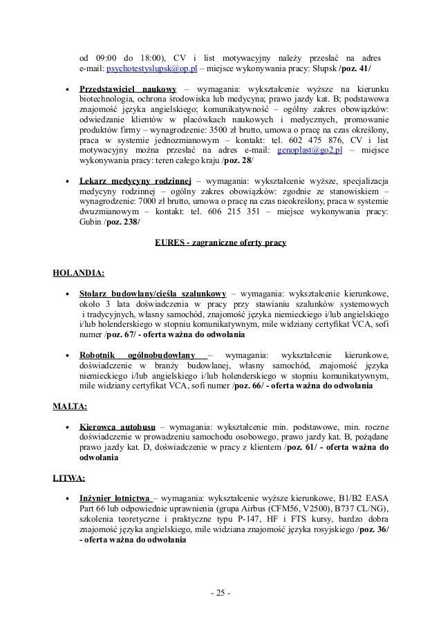 Oferty Pracy20032013