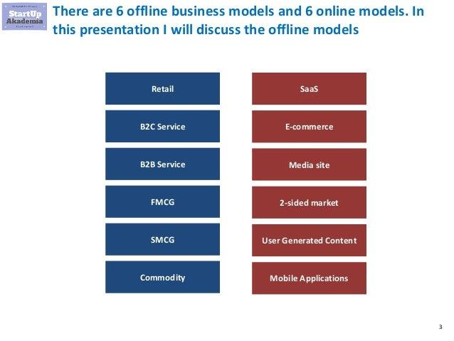Business Modeling of offline businesses in Excel Slide 3