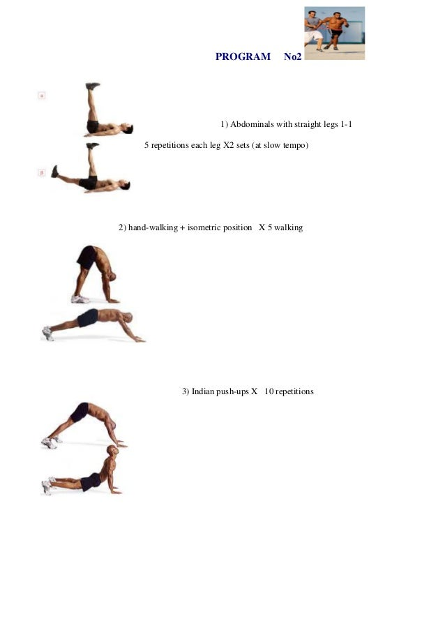 Off season aerobic training program
