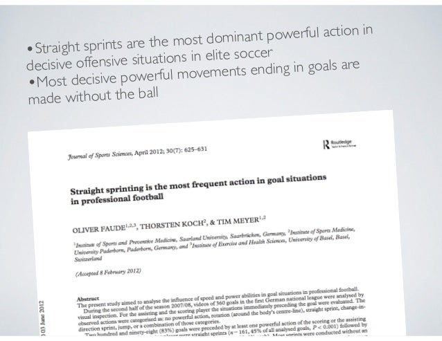 POSITIONAL DEMANDS ©Journal of Sports Science and Medicine (2007) 6, 63-70 http://www.jssm.org Physical demands of differe...