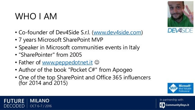 What's new in SharePoint 2016 Slide 3