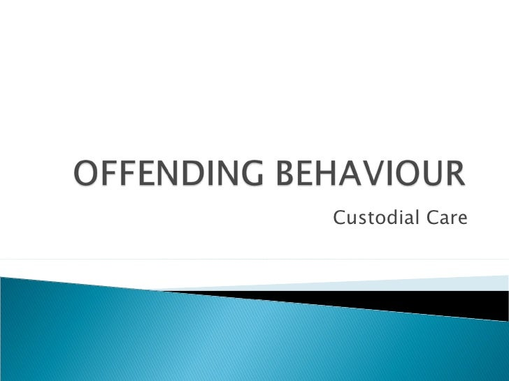 dealing with offending behaviour What risk factors are identified with juvenile crime as we noted earlier, a relatively small number of juveniles commit crime furthermore, of those juveniles who do commit crimes, the majority of them will only commit one or two offenses.