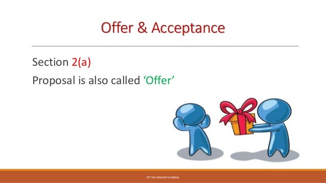 u0026quot offer  u0026 acceptance u0026quot   chapter 4