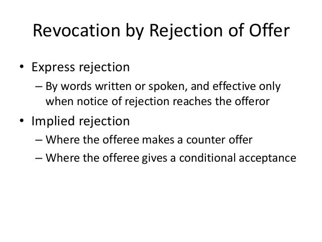 counter offer legal definition