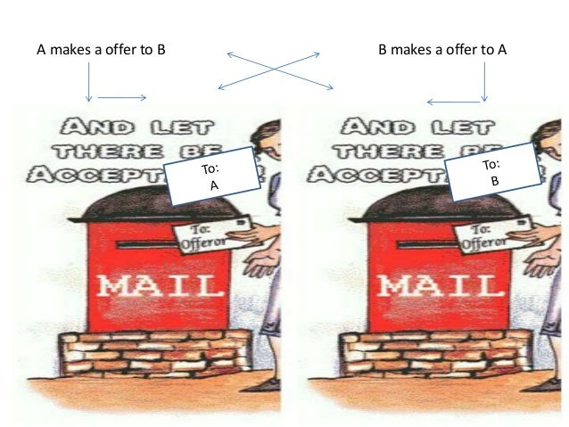 postal acceptance rule The postal rule is an exception to the general rule that contract acceptance must be communicated directly to the offeror and acceptance is only effective when the offeror receives that acceptance the acceptance is actually effective as soon as the offeree mails the acceptance, according to cornell.