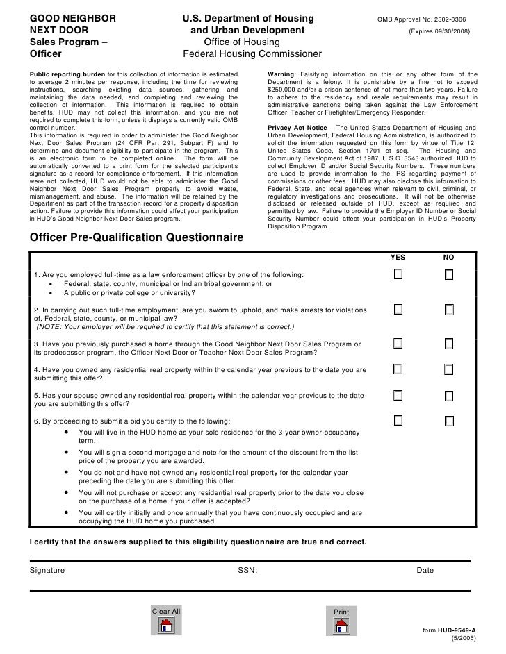 Pre Qualification Questionnaire For Police Officers