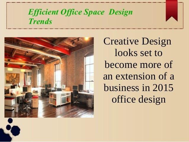Efficient office space design trends Shared office space design