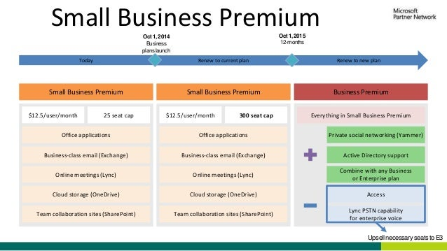 Business plan for existing small business