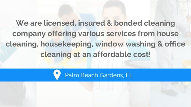 Office Cleaning Service West Palm Beach