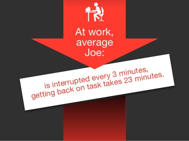 Avoid These 10 Biggest Office Distractions to Get Work Done Slide 3
