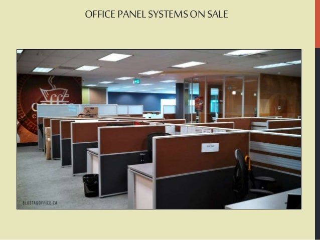 Office Furniture On Sale For Contech Montreal November 13