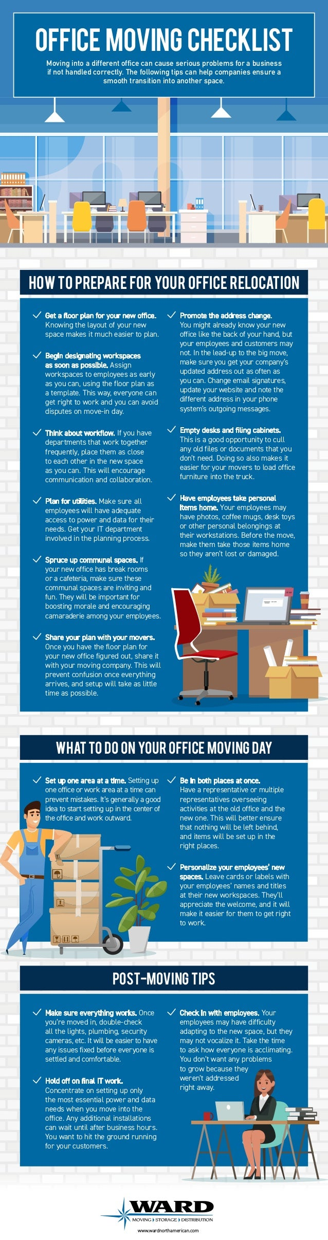 Office Moving Checklist With Regard To Business Relocation Plan Template