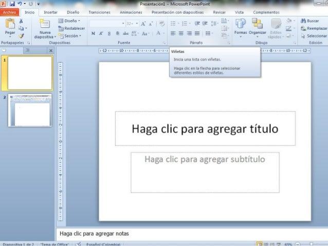 Office   partes