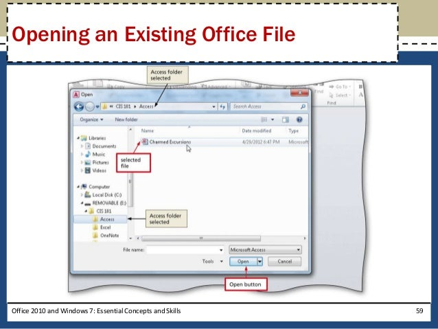 office 2010 for windows 7